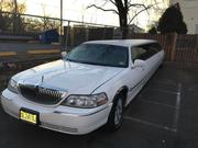 LINCOLN TOWN CAR Lincoln Town Car 180 inch 14 Passenger Limo by Pin