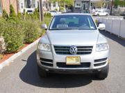 2004 Volkswagen Volkswagen Touareg Leather Interior