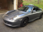 2001 Porsche 911Carrera 4 Cabriolet