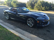 2001 Dodge Viper 28060 miles